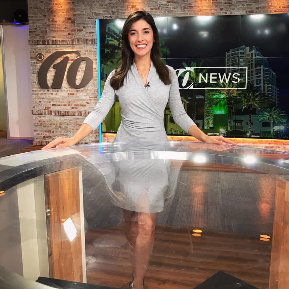 Candice Aviles - Channel 10 News Tampa Bay