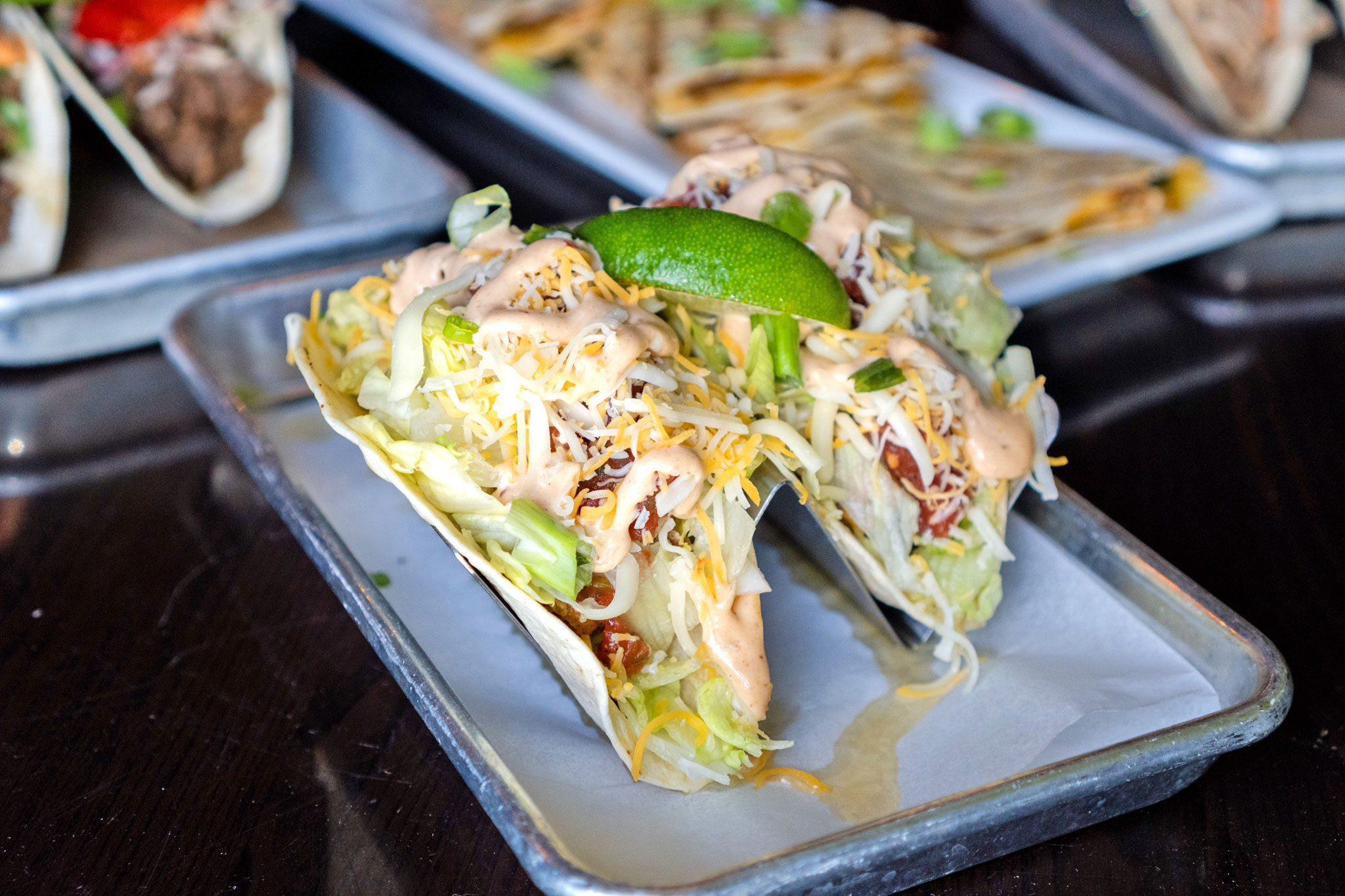 Chicken Tacos