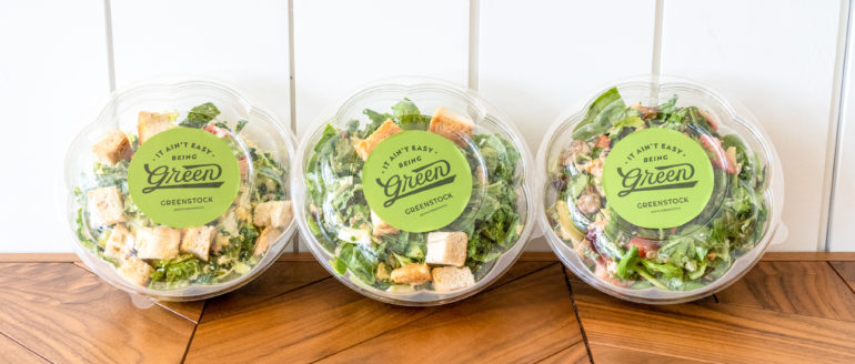 Fuel your Body at Greenstock with Fresh Salads & Wraps in Downtown St. Pete