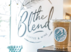 Get your Caffeine and Wine Fix at The Blend in St. Petersburg