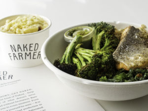 Make Your Own Bowl + Mac & Cheese at Naked Farmer