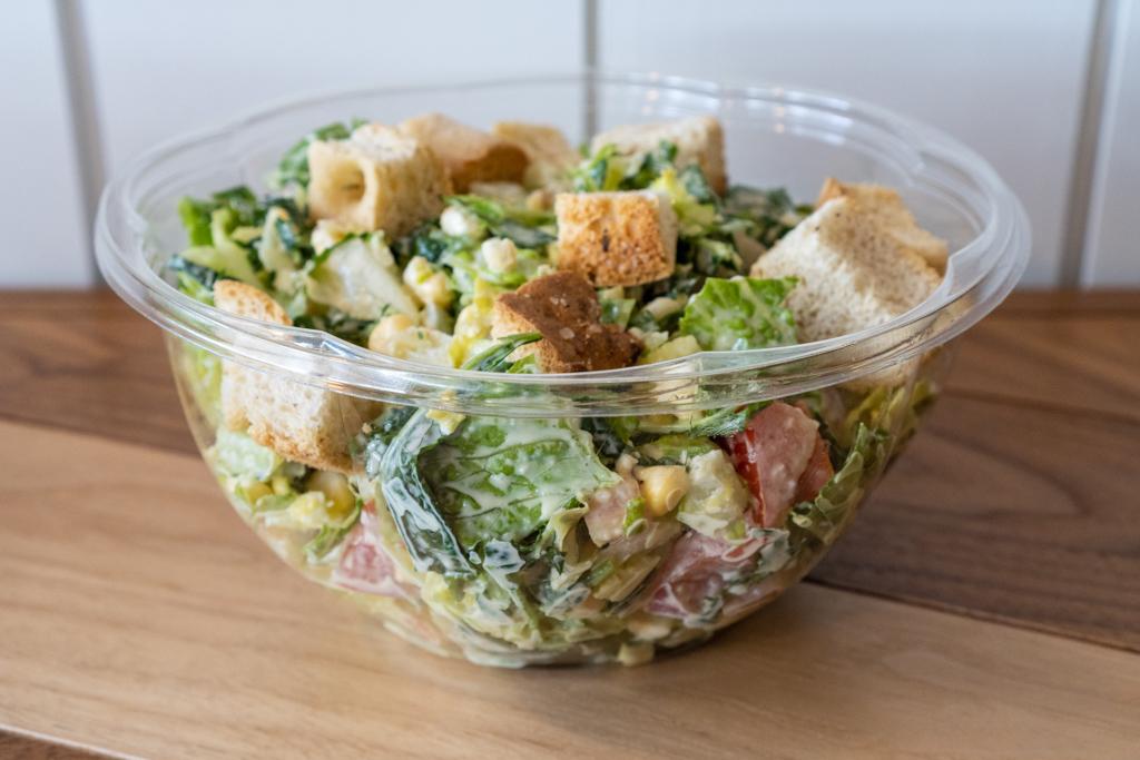 Greenstock Chef Inspired Corn Caesar