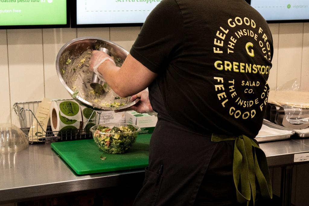 Greenstock Corn Caesar