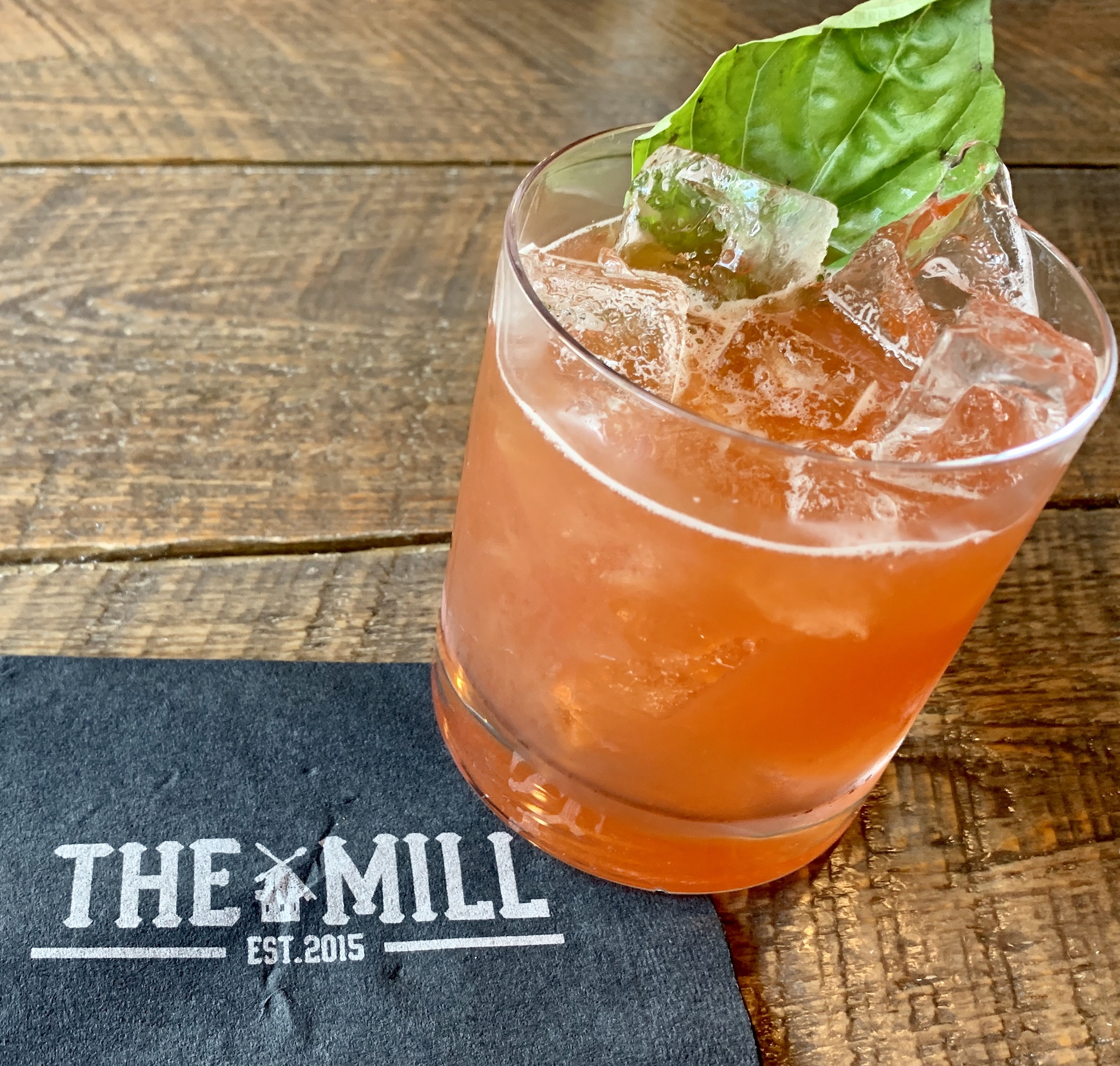 The Mill 5 Year Anniversary Cocktail Special