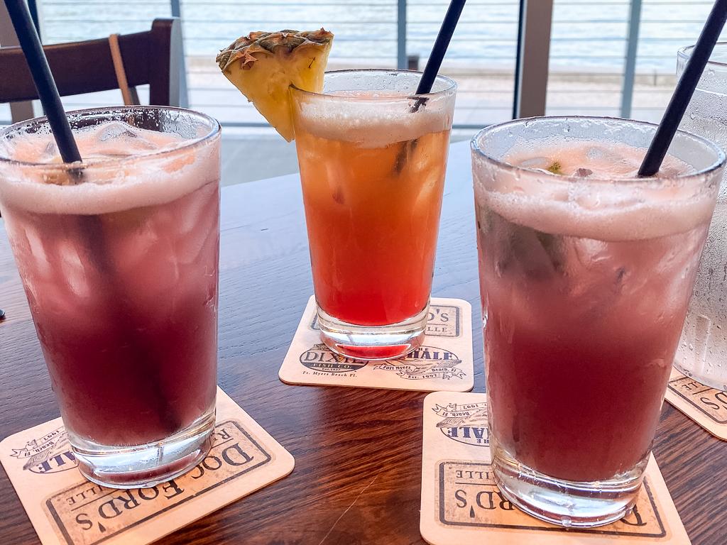 Rum Bar Cocktails