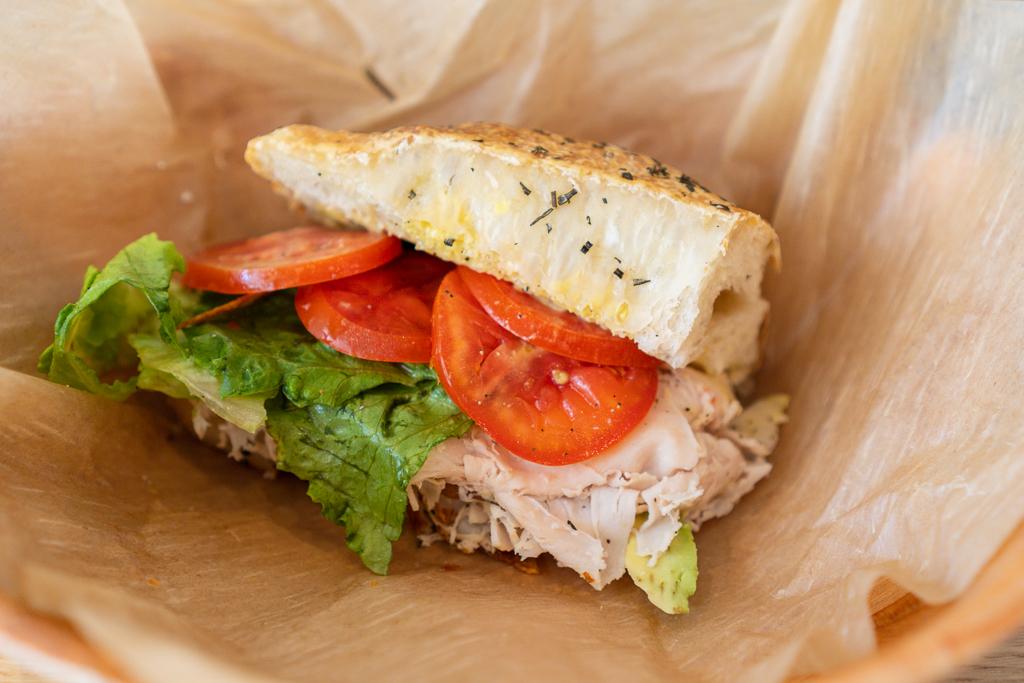 Doormét Cali Sandwich Half