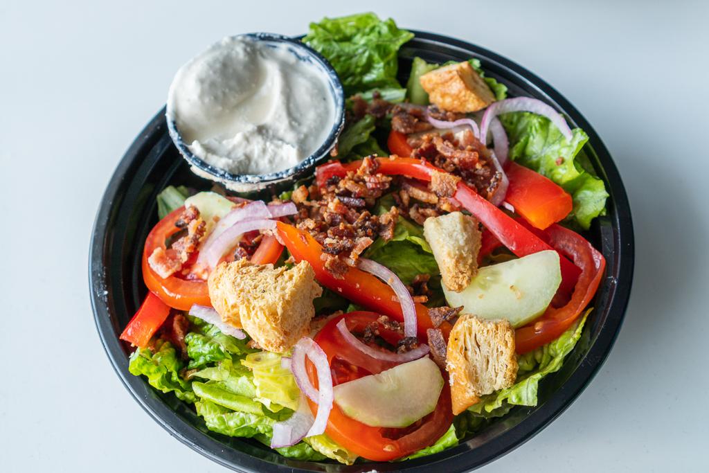 Doormét House Salad Half