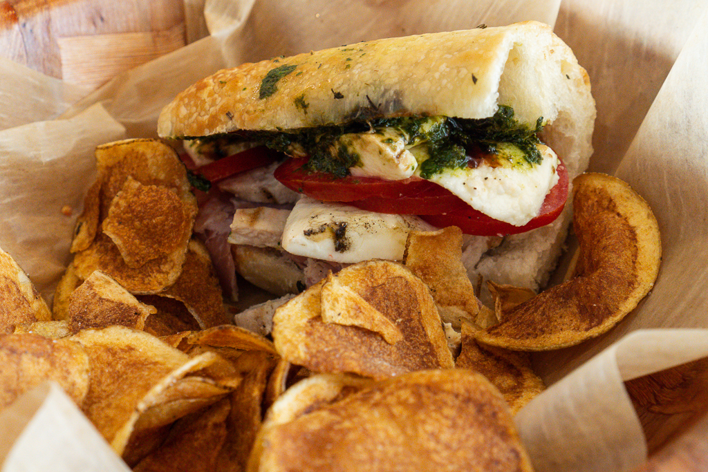 Doormét Rustico Sandwich Half