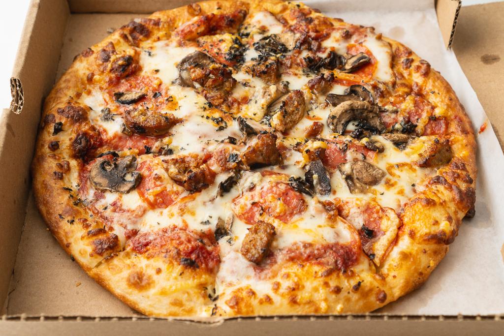 Doormét Brooklyn Pizza