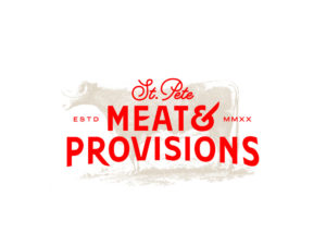 St. Pete Meat & Provisions Logo