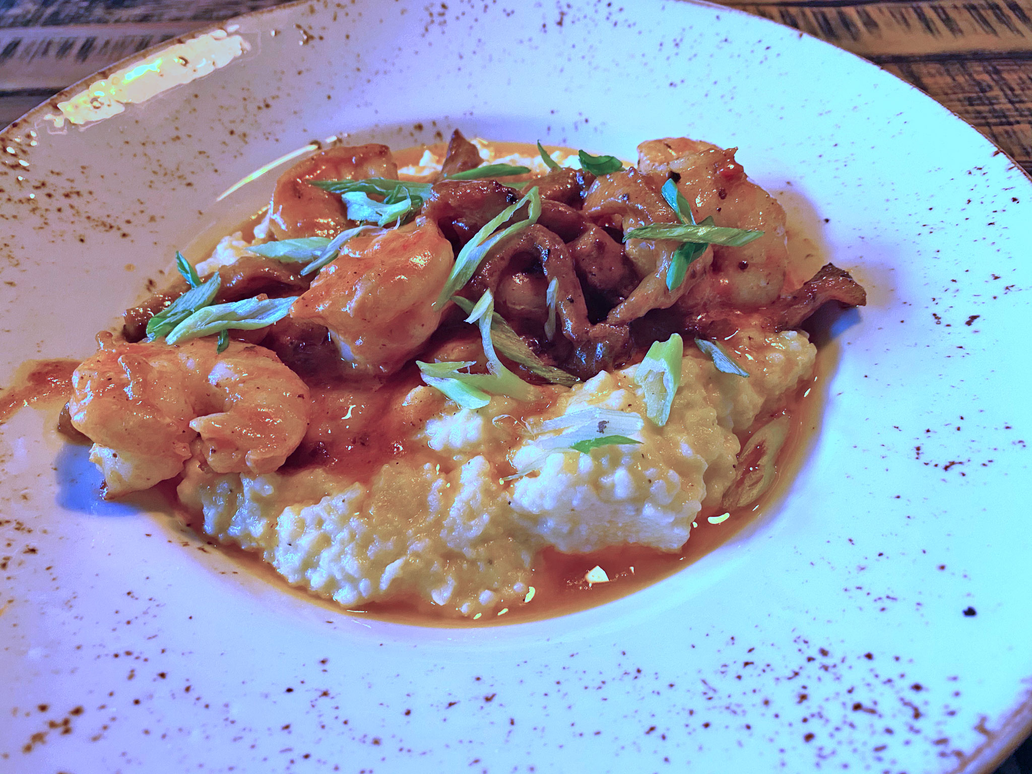 Stillwaters Gulf Shrimp & Grits