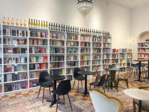 Book + Bottle Interior