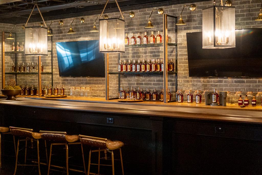 The Urban Stillhouse Tasting Room