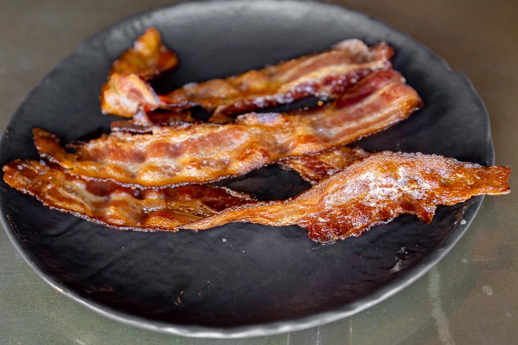 The Urban Stillhouse Nueske Bacon