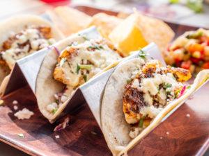 Tiki Docks Alafia Tacos