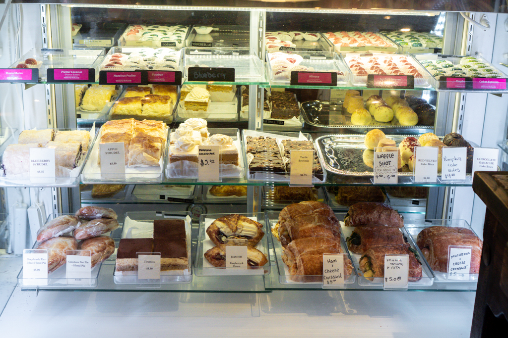 Crislip Cafe Pastries
