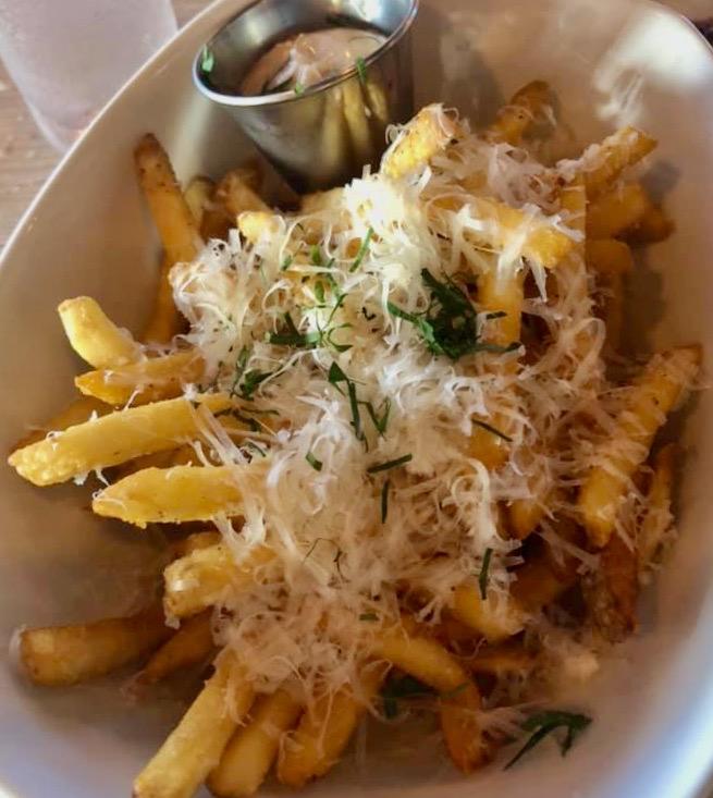 Handcut Truffle Fries