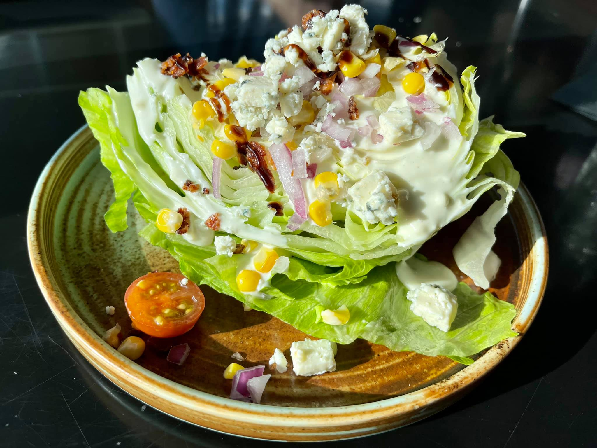 Teak Wedge Salad