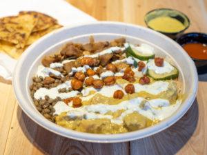 Avo's Kitchen Custom Double Bowl