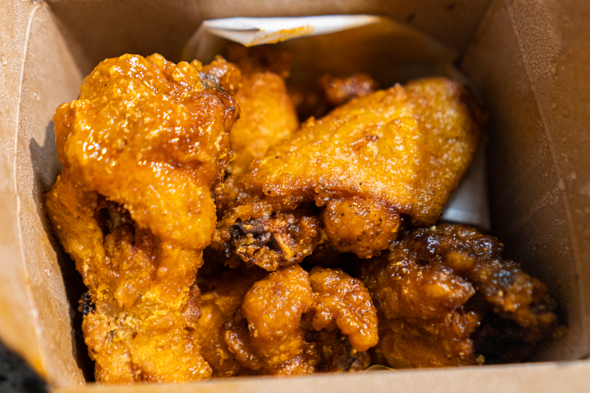 Avo's Kitchen Mild Rooster Wings