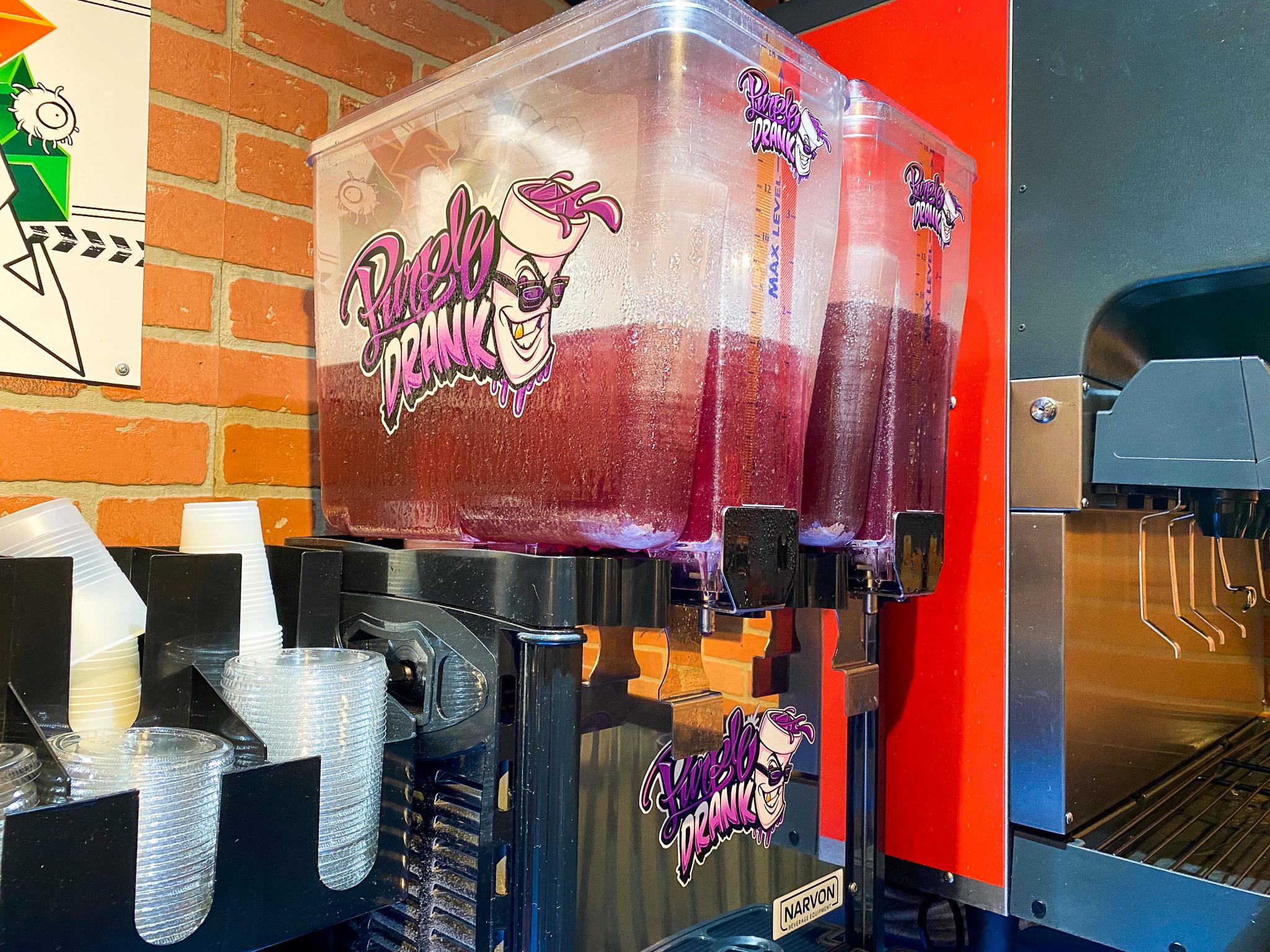 Fo' Cheezy Twisted Meltz Purple Drank