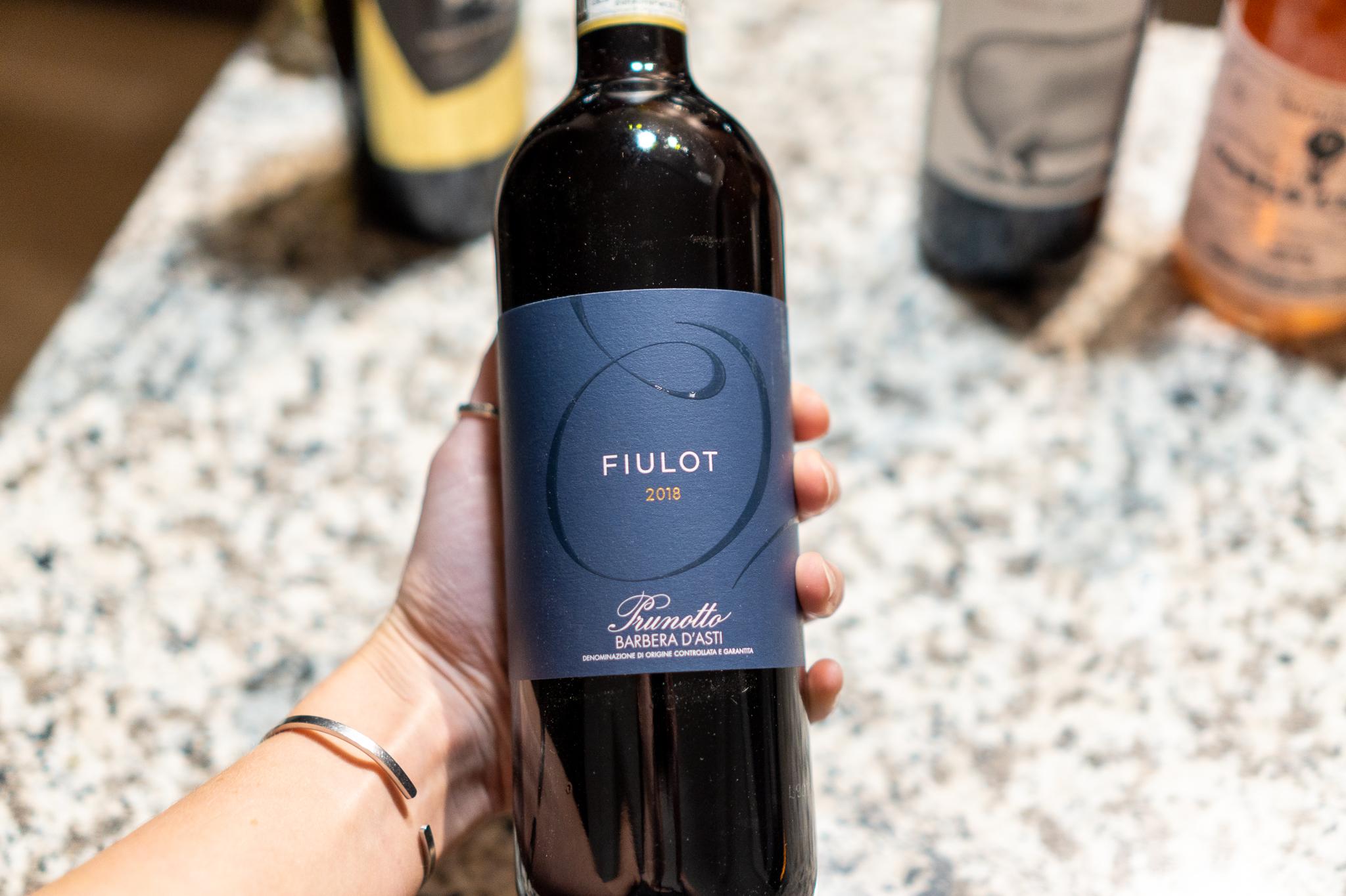 Must Wine Loft Prunotto Fiulot Barbera d'Asti 2018