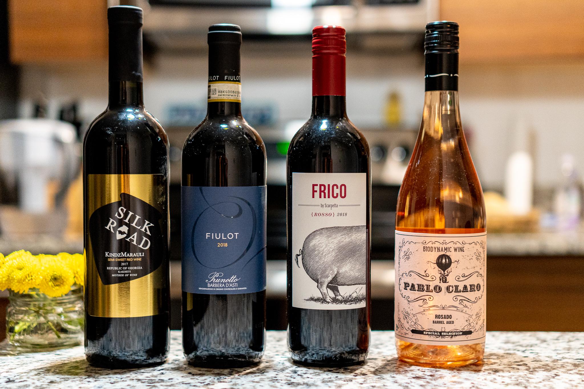 Wine from Must Wine Loft