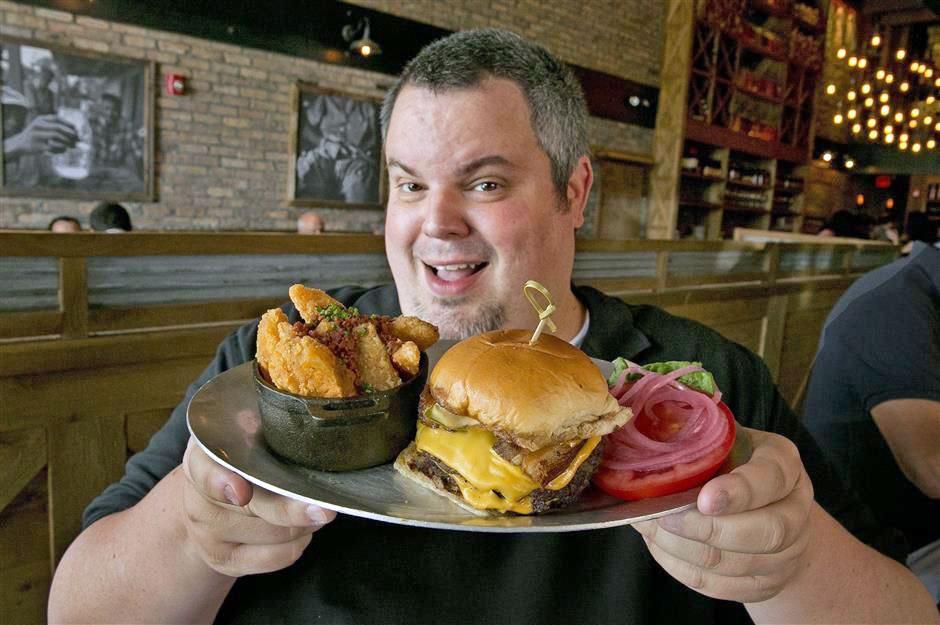 Sef Gonzalez from Burger Beast