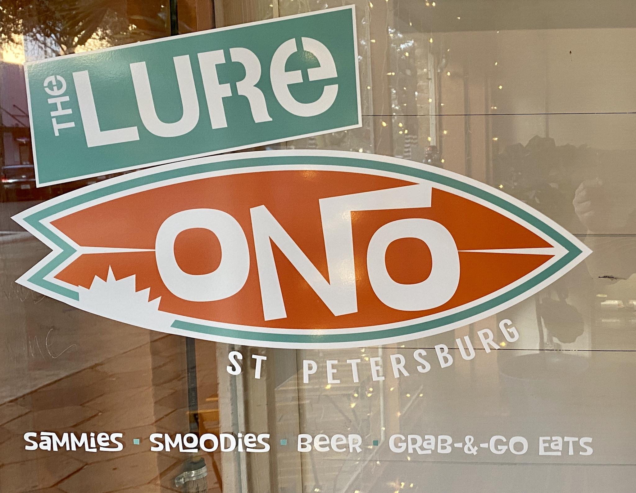 Lure One Door Logo