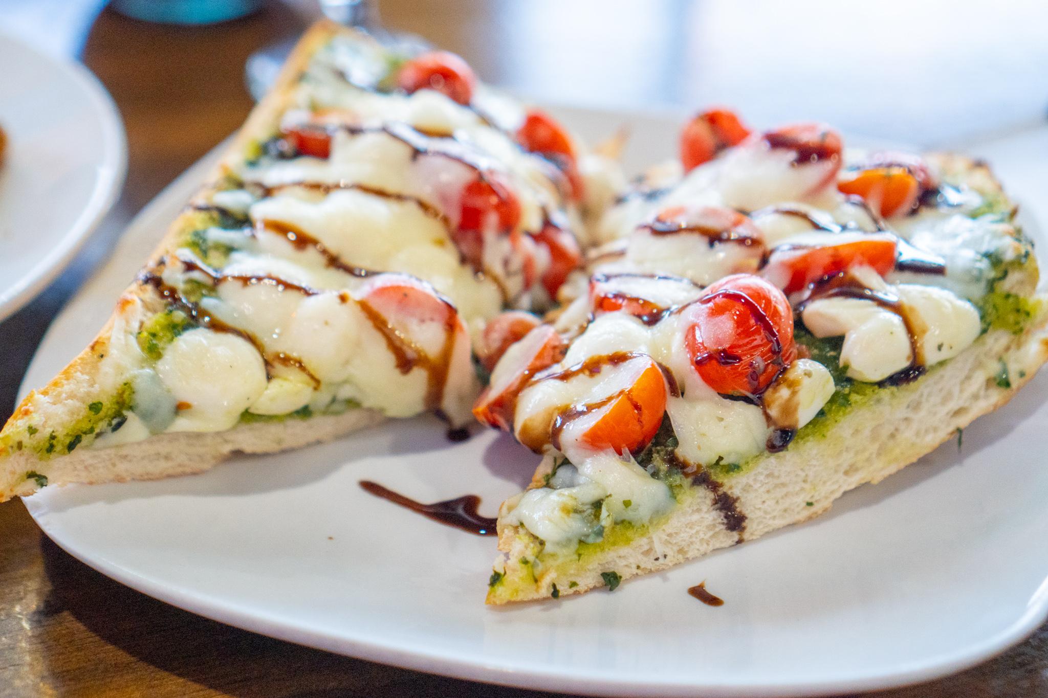 The Wheelhouse Caprizza French Bread Pizza