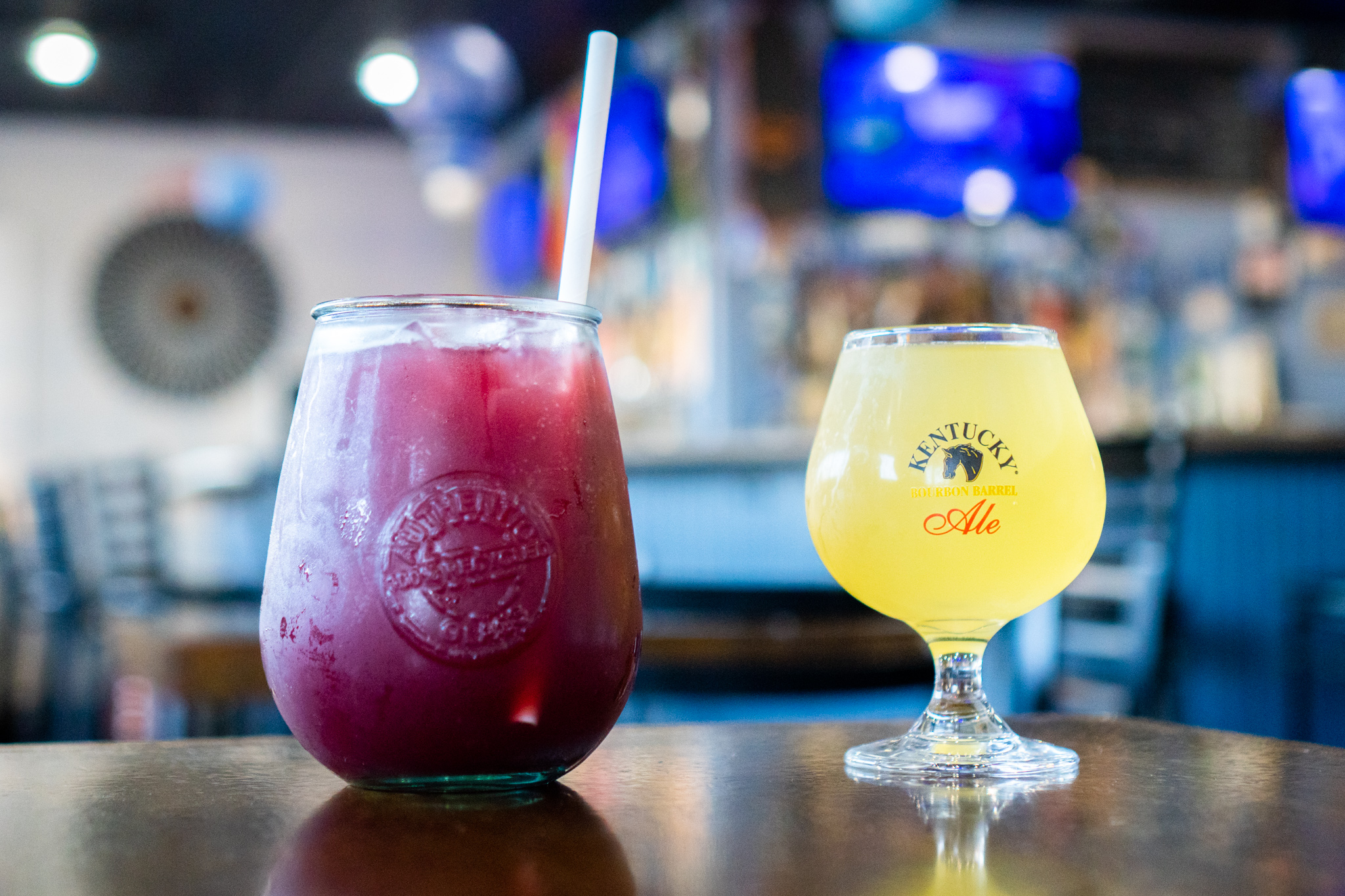 The Wheelhouse Sangria and Coco Loconut Beer