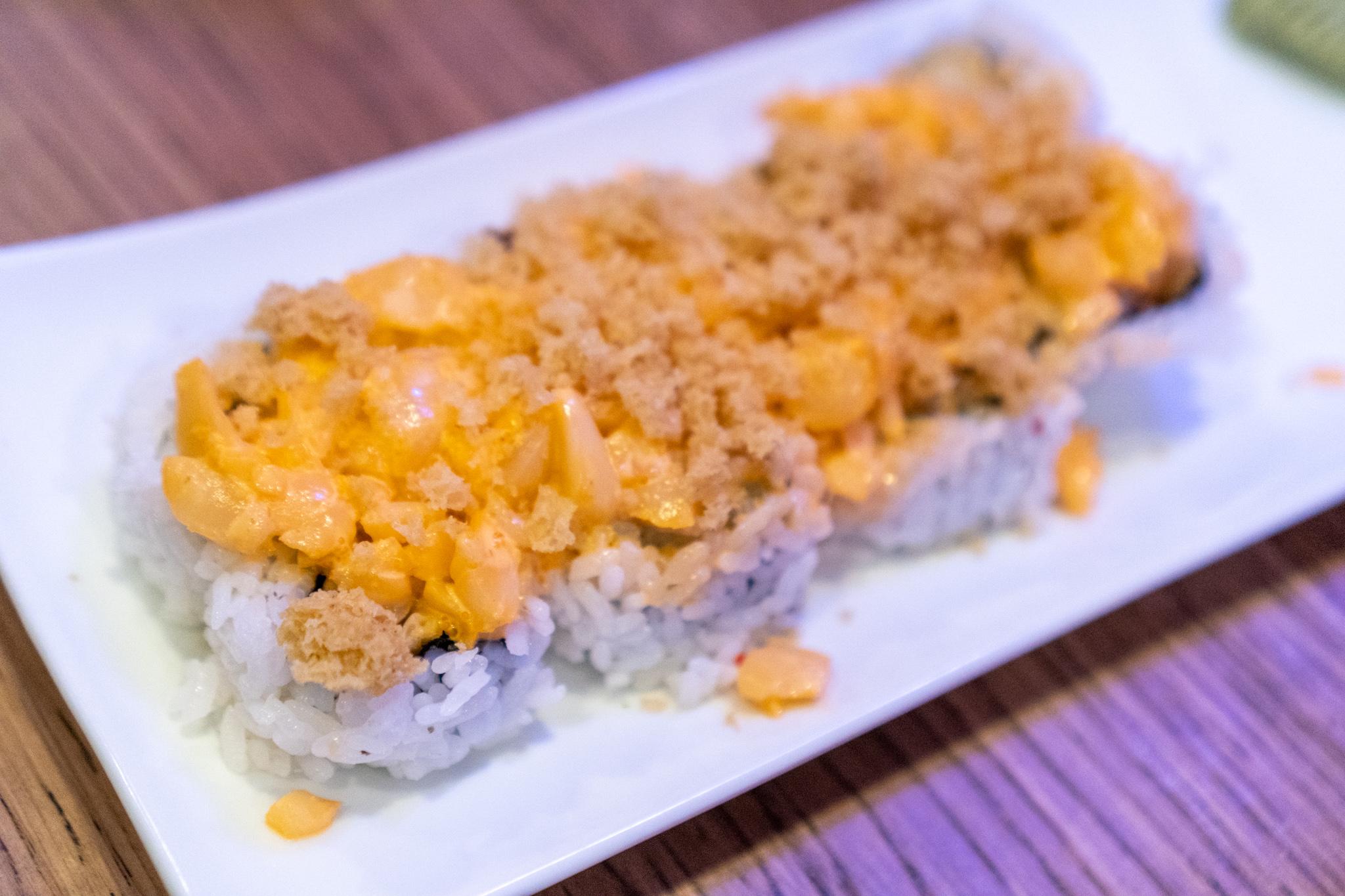 EBI Sushi SS Crunch Roll
