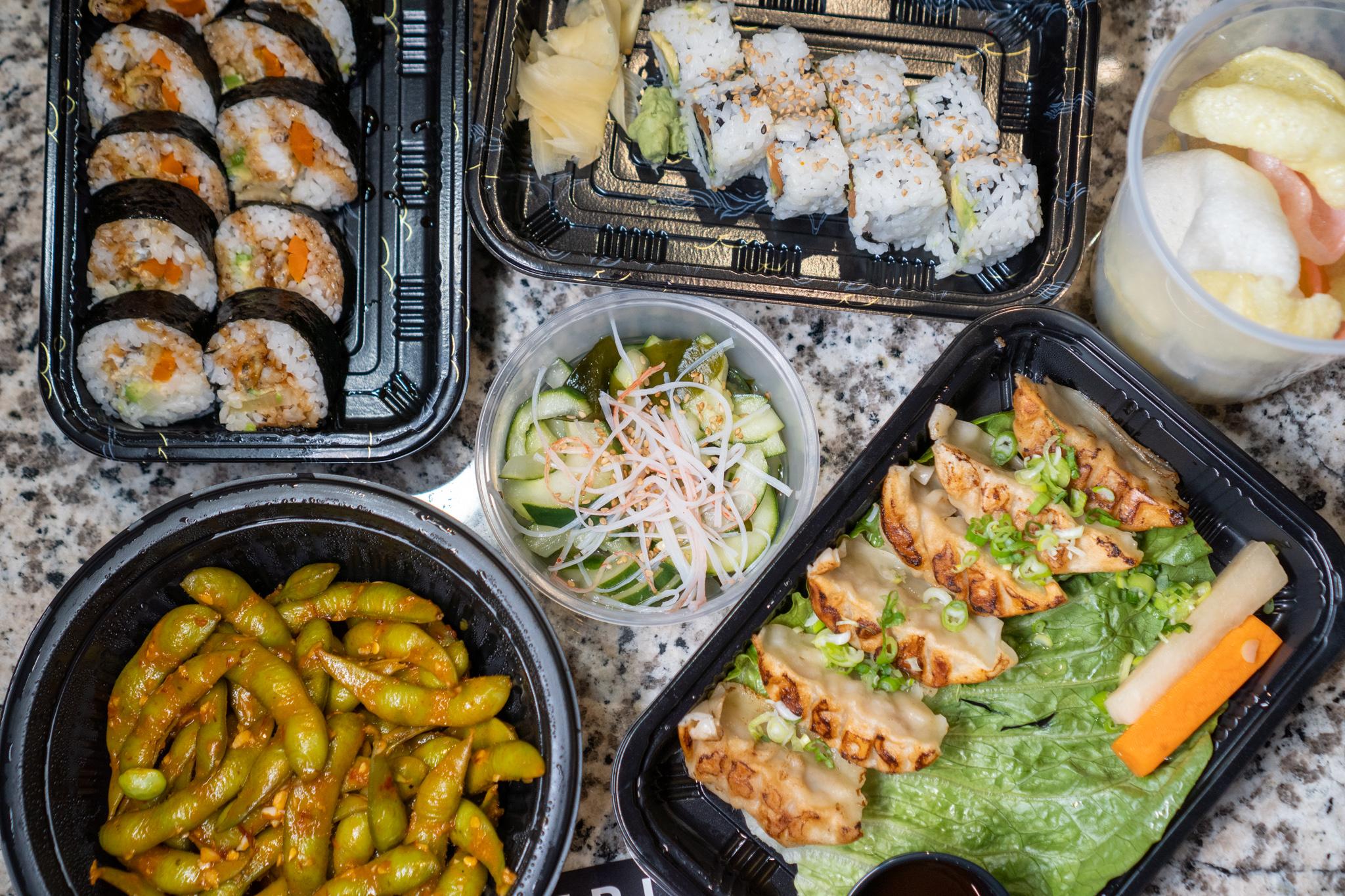 E.B.I Sushi