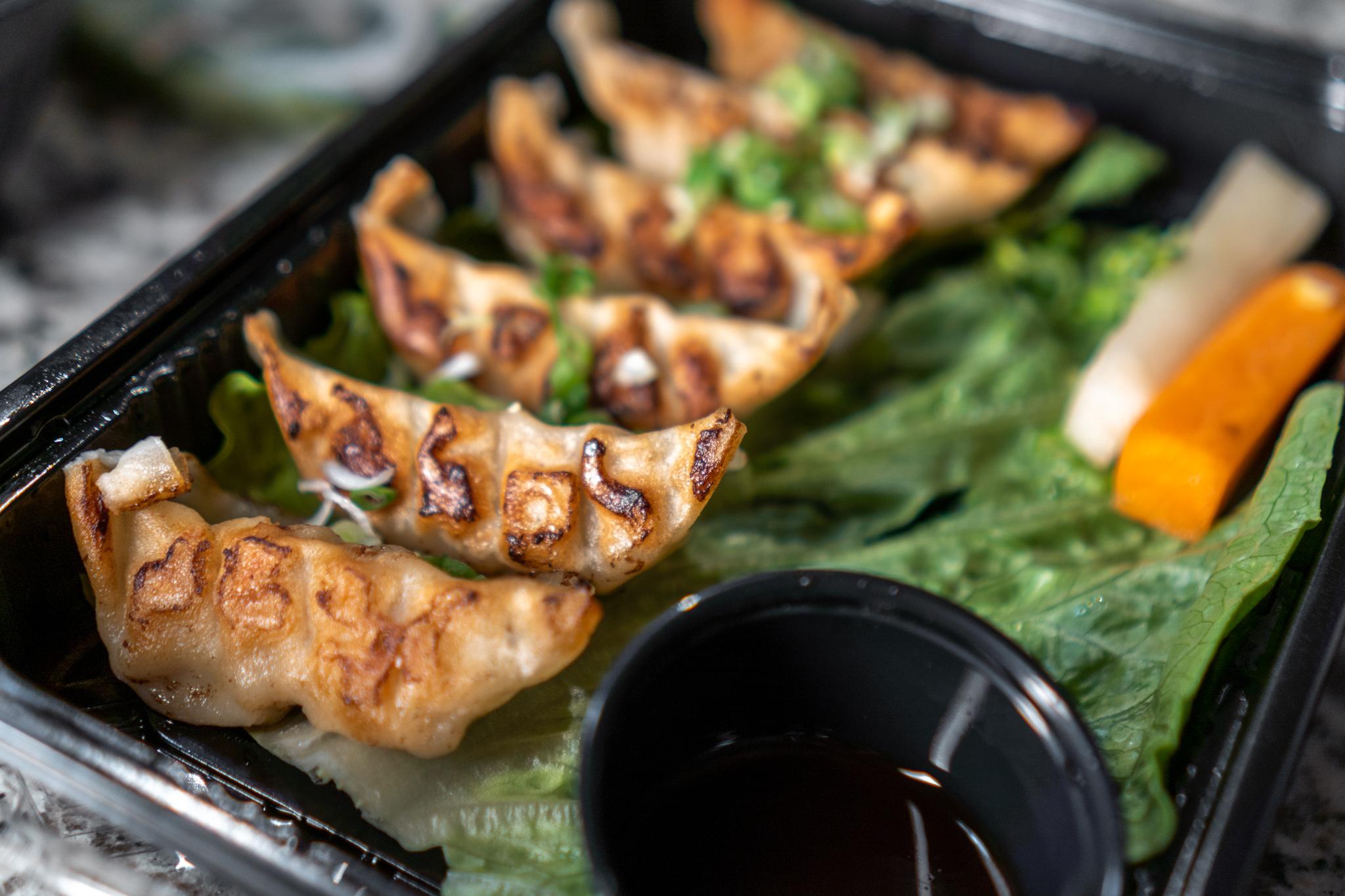 EBI Sushi Shrimp Gyoza