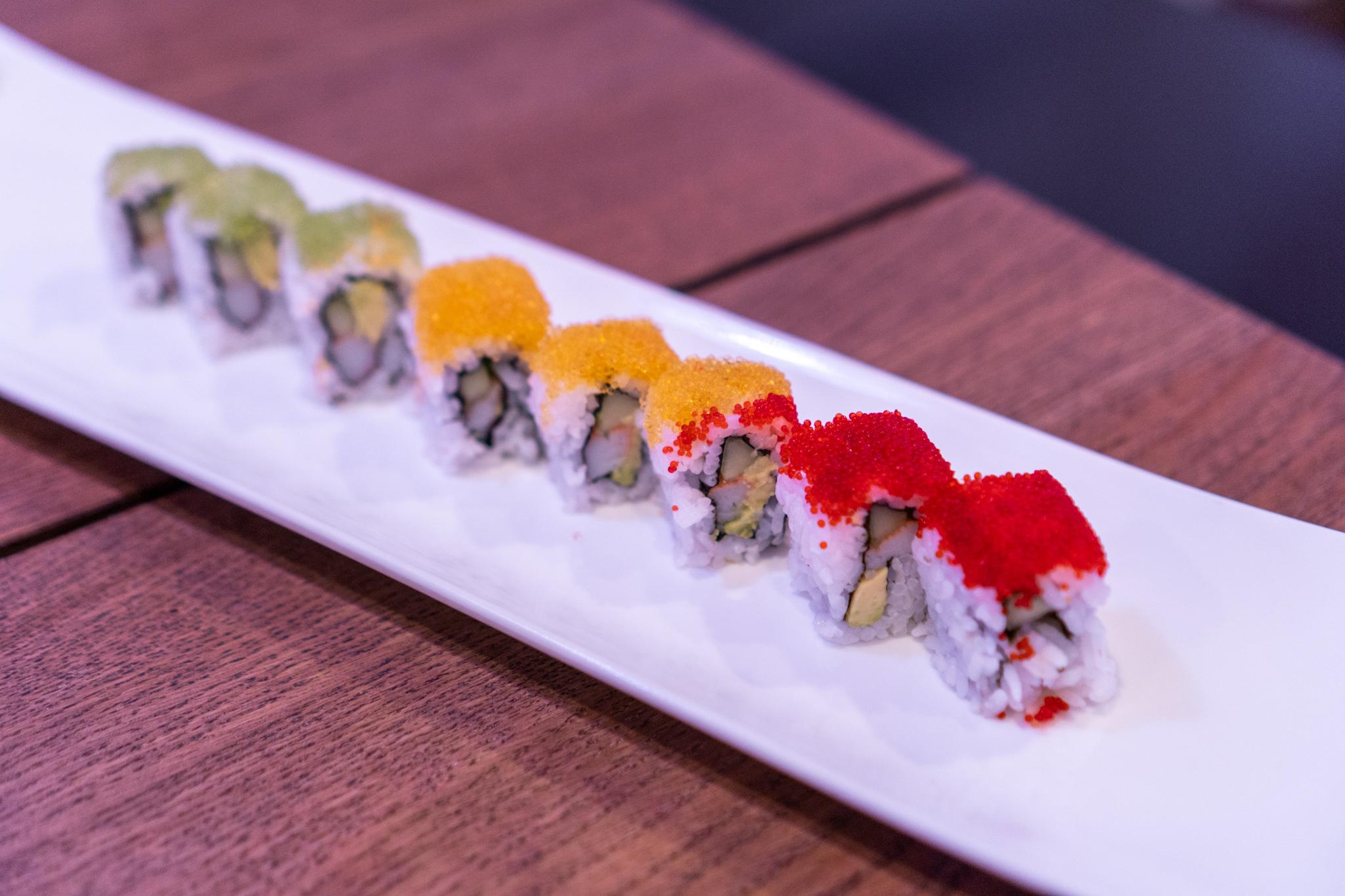 EBI Sushi Stoplight