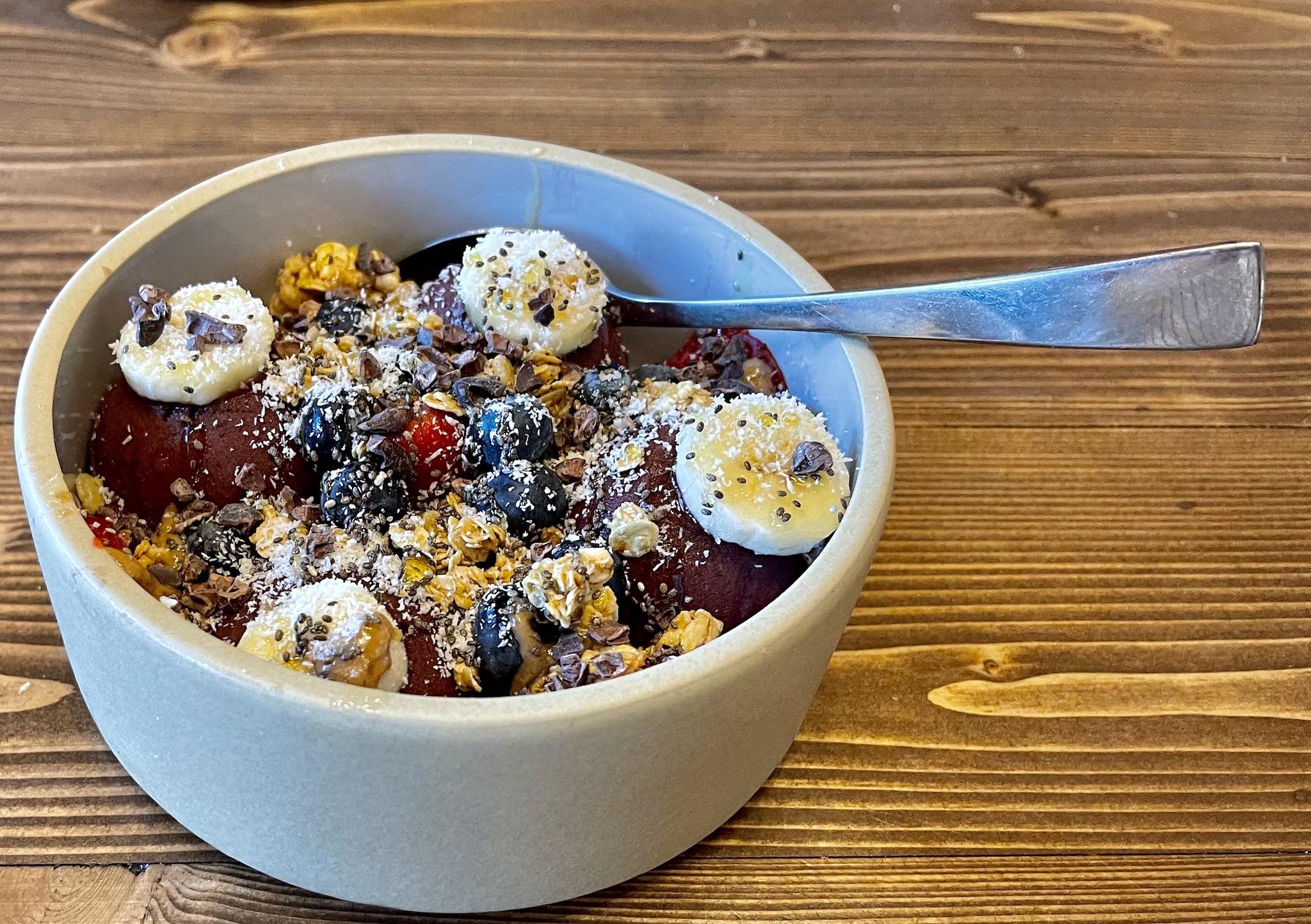 Driftwood Kava & Coffee Roastery - Acai Bowl