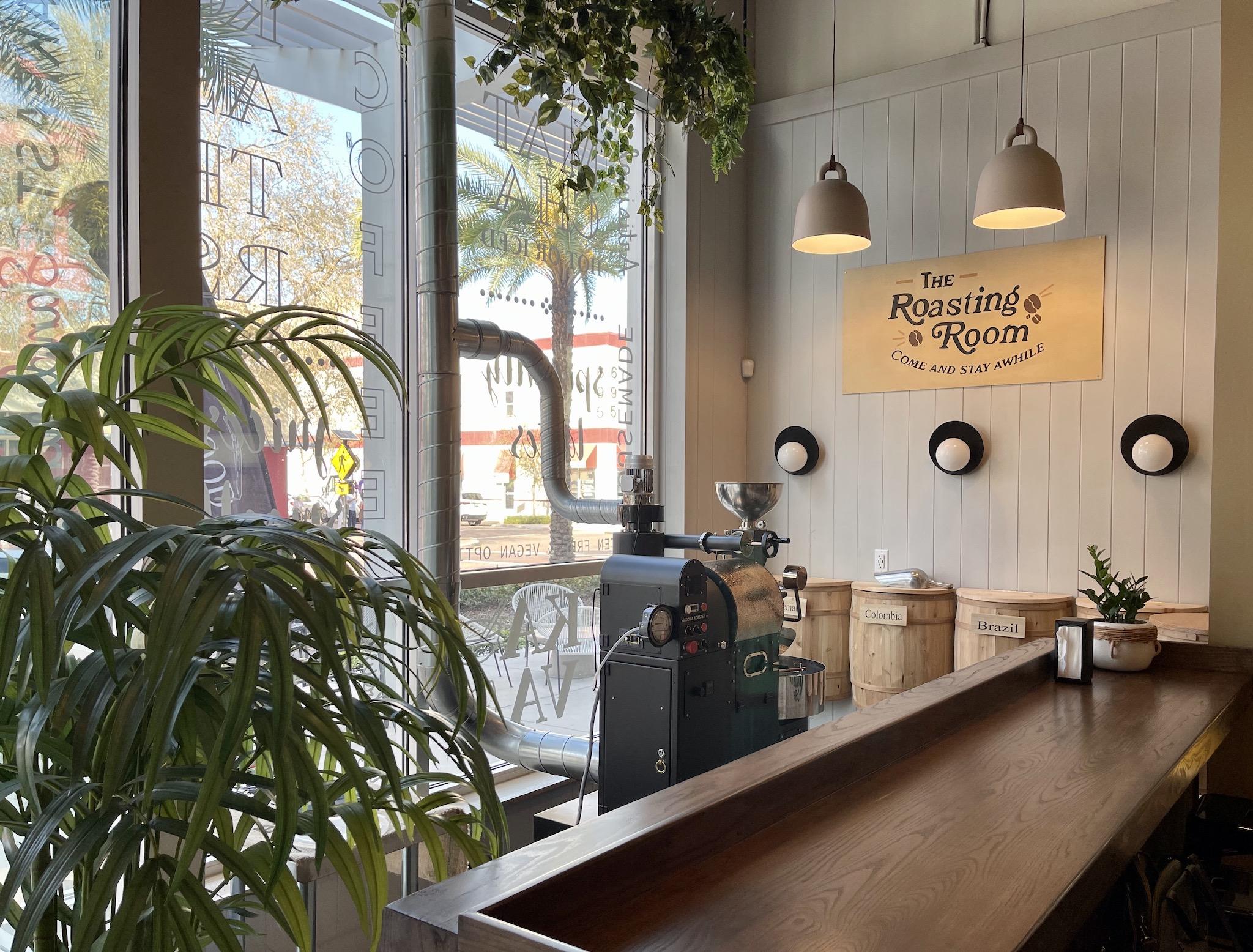 Driftwood Kava & Coffee Roastery - Roaster