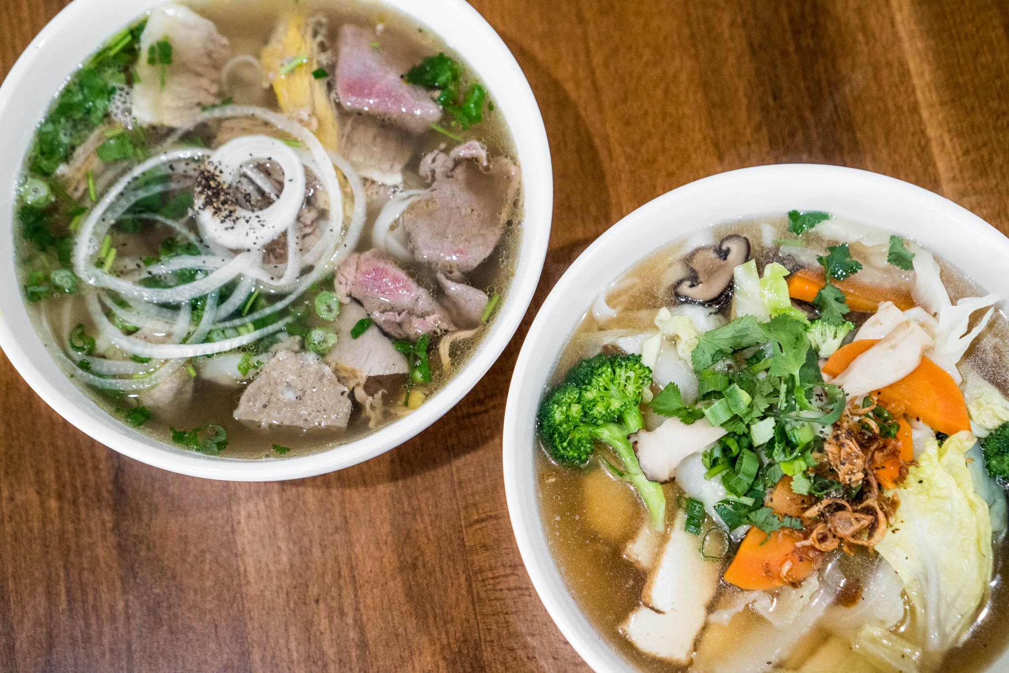 Special Pho Special Pho Filet Mignon and Vegan Pho