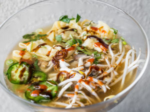Special Pho Wonton Soup