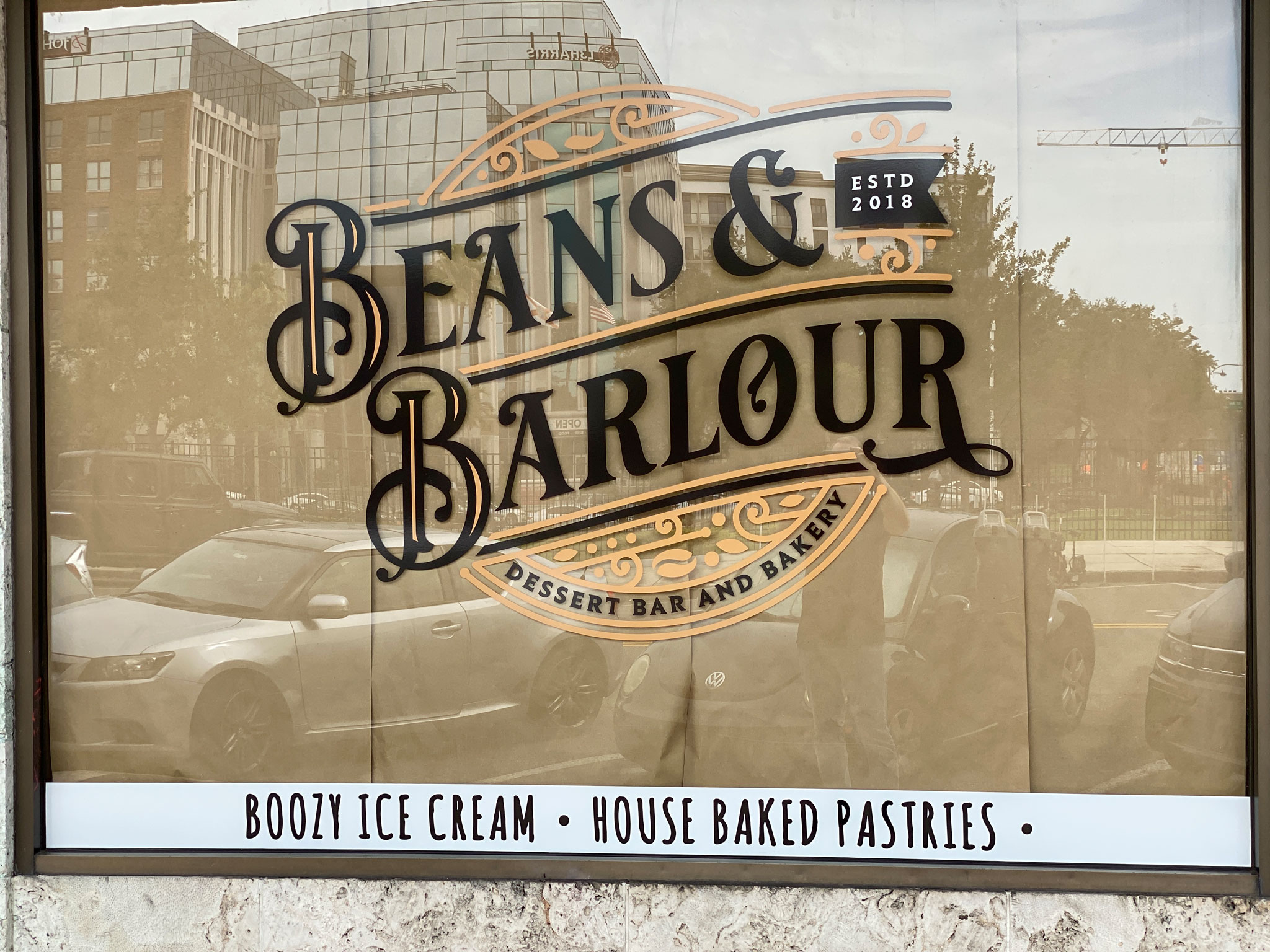 Beans & Barlour's New Location is ALMOST Ready to Open