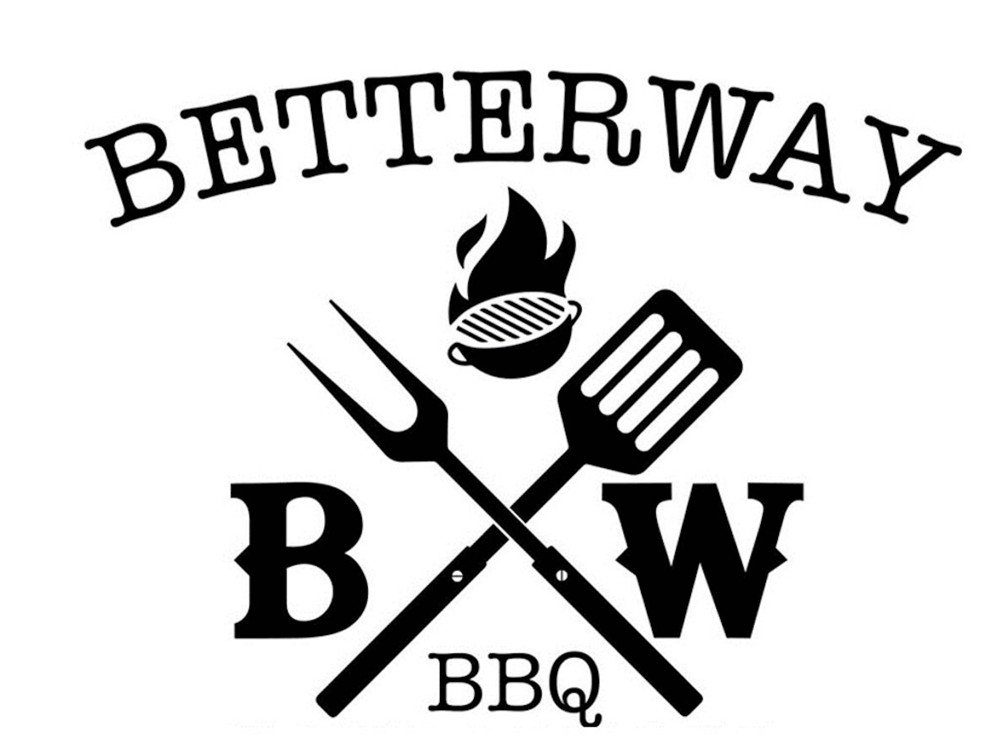Betterway BBQ Logo