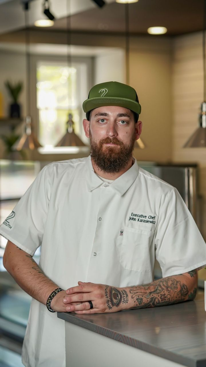 Executive Chef John Karasiewicz