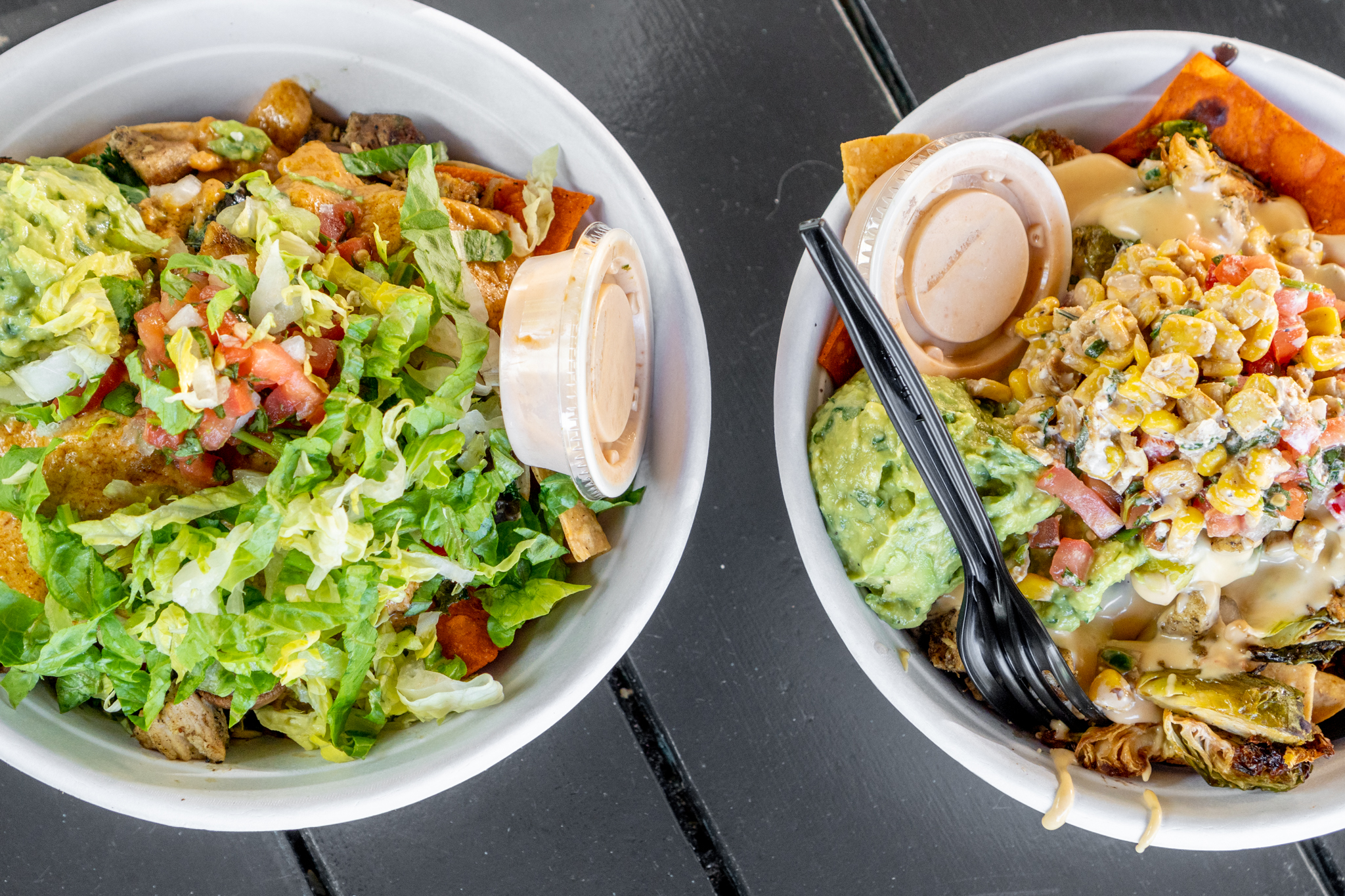 On The Fly Taco Dirty Bowls