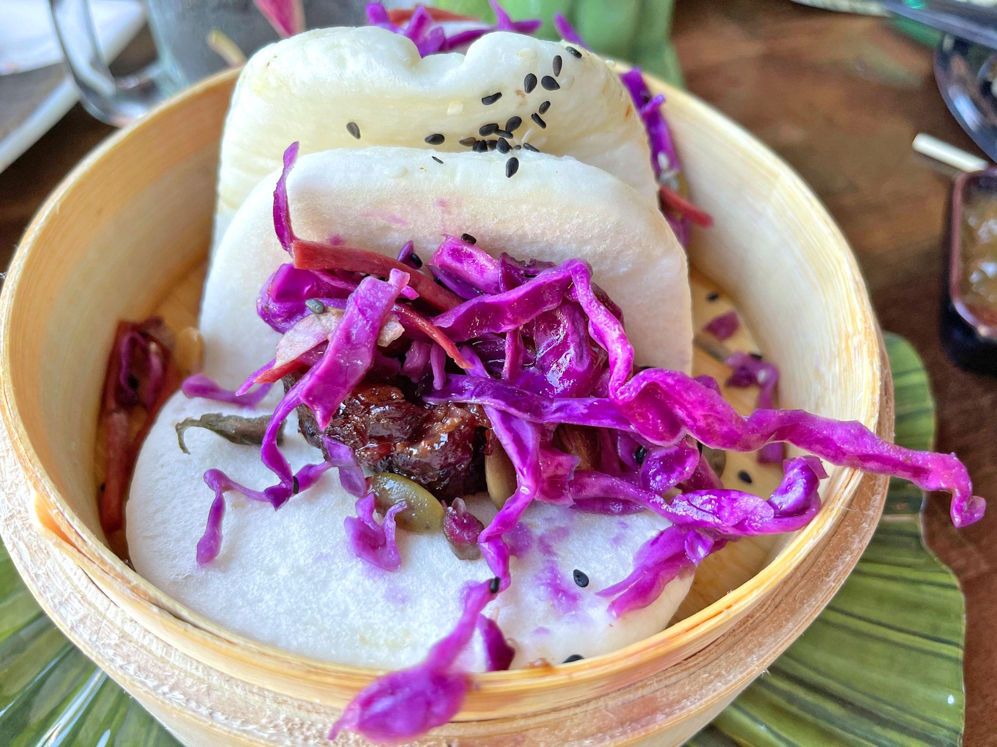 Pork Steamed Bao Buns