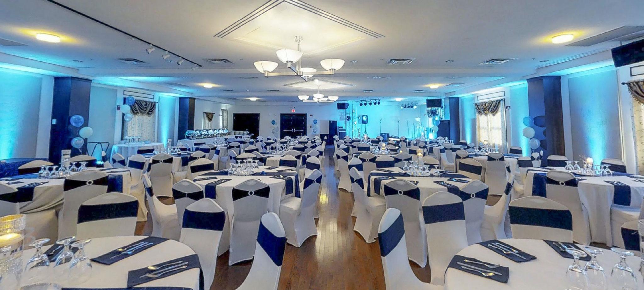 The Jordan Ballroom
