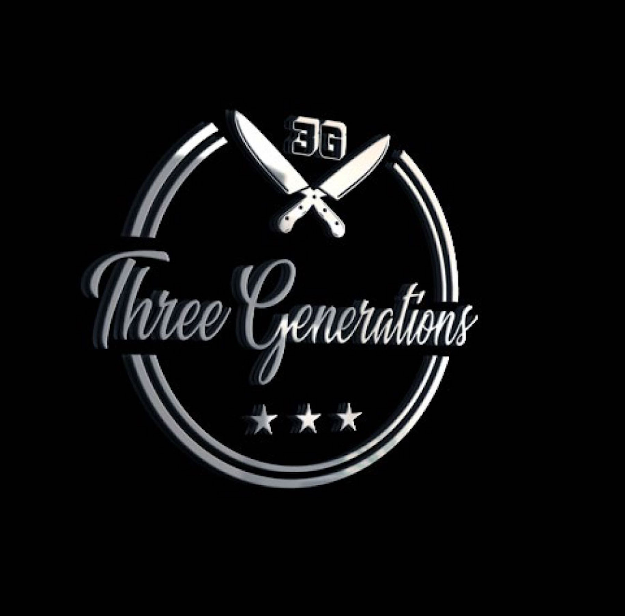 Three Generations Logo Craft Cocktails (photo courtesy of 22 South)