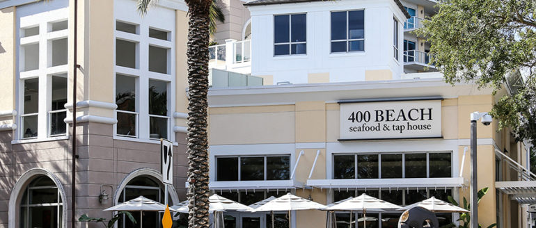 400 Beach Seafood & Tap House Has New Owners