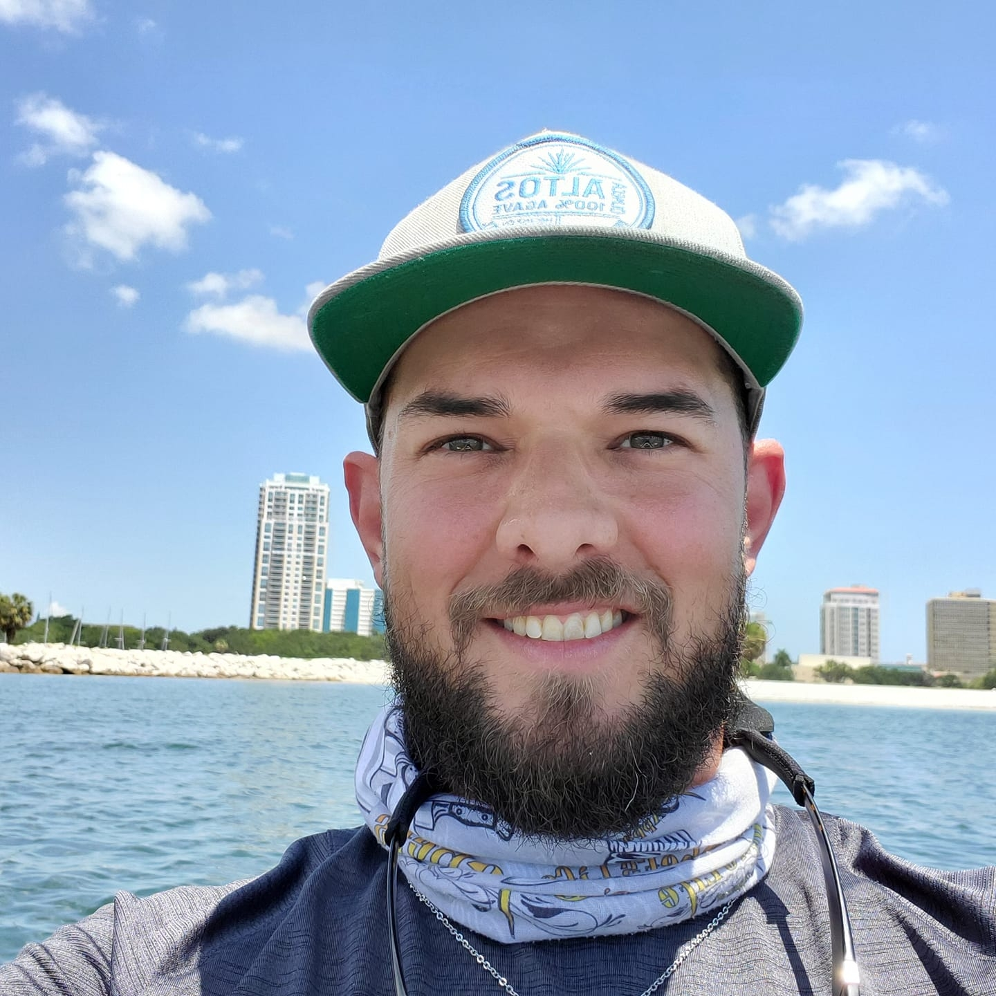 Interview with Chef A.J. Lambden from Kiosk Kitchen – St. Petersburg Foodies Podcast Episode 141
