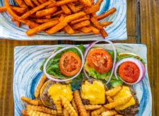 Enjoy Scrumptious Burgers and More American Favorites at Burger-Ish