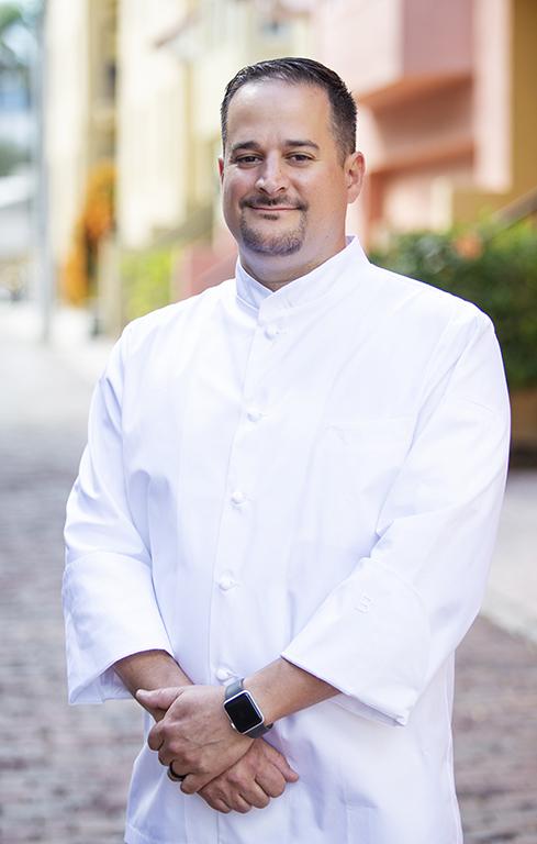 Chef Nick Ocando